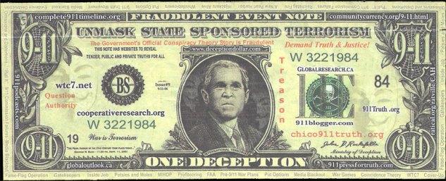 Bush 911 Dollar